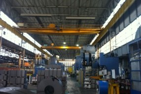 Energy audit in manufacturing plants