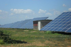 Photovoltaic plant in Bosco Marengo