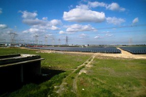 Photovoltaic plants in Brindisi